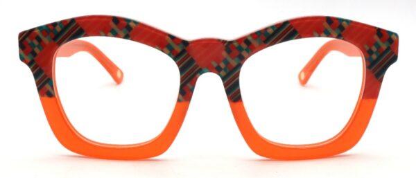 Kente Orange Front