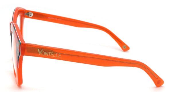 Kente Orange Side