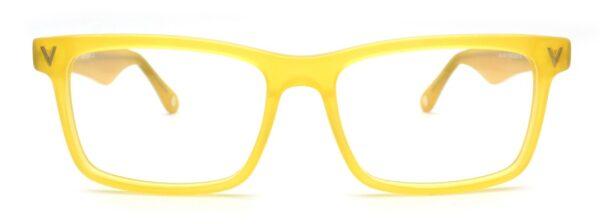 Rectangular Rands Yellow Front