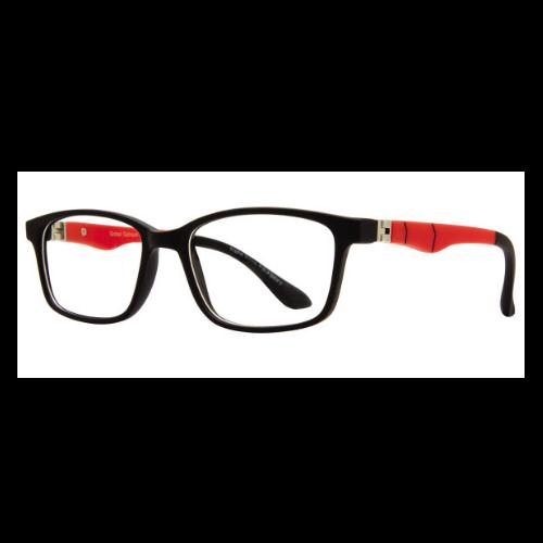 KP521 BLACK RED